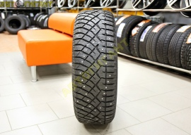 225/65R17 (Therma Spike) а/шина Nitto зима 106T шип