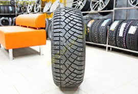 235/55R18 (Therma Spike) а/шина Nitto зима 104T шип