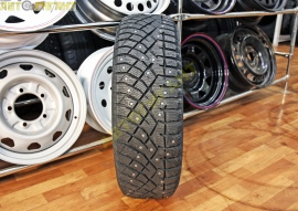 185/65R15 (Therma Spike) а/шина Nitto зима 88T шип