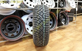 195/65R15 (Therma Spike) а/шина Nitto зима 91T шип