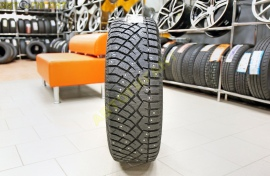 235/65R17 (Therma Spike) а/шина Nitto зима 106T шип