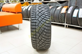 225/45R17 (Therma Spike) а/шина Nitto зима 91T шип