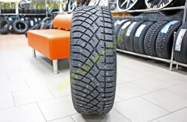 225/55R18 (Therma Spike) а/шина Nitto зима 102T шип