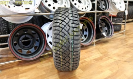 205/55R16 (Therma Spike) а/шина Nitto зима 91T шип