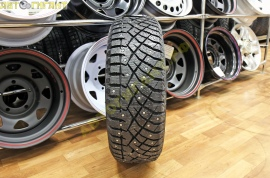 185/65R14 (Therma Spike) а/шина Nitto зима 86T шип