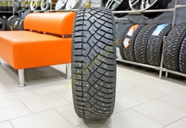 225/60R17 (Therma Spike) а/шина Nitto зима 103T XL шип